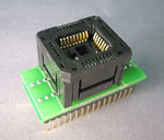 32 Pin PLCC Manufactured for ICE Technology LV series device programmers.