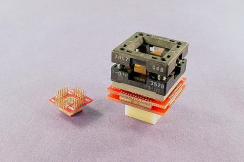 QFN ZIF Socket to SMT Pads Adapters