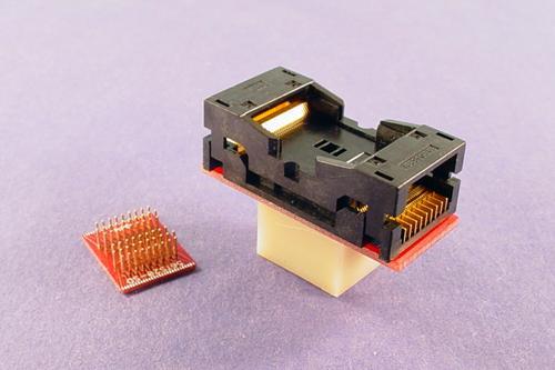 TSOP ZIF to SMT Pads Adapters