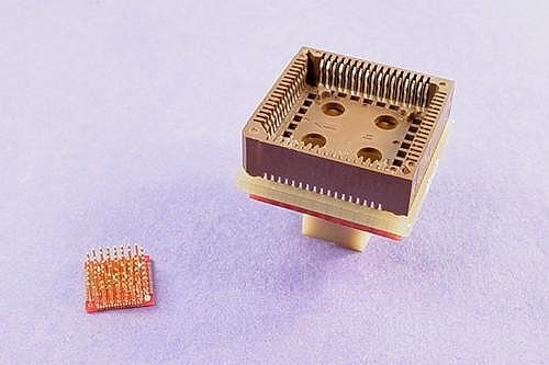 PLCC Socket to SMT Pads Adapters
