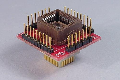 PLCC IC Monitors