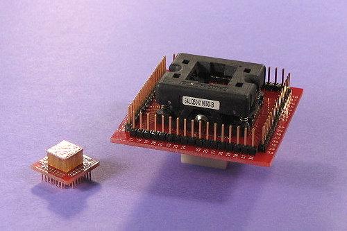 QFN and MLF IC Monitors