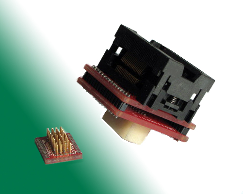 QSOP Socket to SMT Pads Adapters